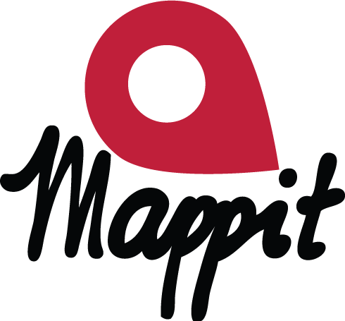 Mappit logo with no background